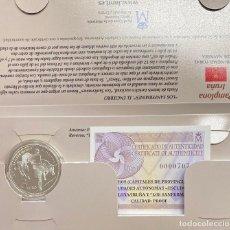 Euros: MONEDAS DE COLECCIÓN,PROVINCIAS DE ESPAÑA, 5 EUROS PAMPLONA. Lote 243367520