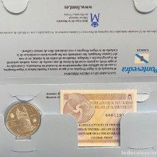 Euros: MONEDAS DE COLECCIÓN,PROVINCIAS DE ESPAÑA, 5 EUROS PONTEVEDRA. Lote 243367765