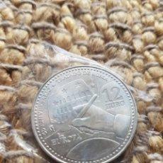 Euros: MONEDA DE 12 EUROS. Lote 244709410