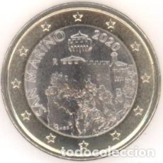 Euros: MONEDA 1 EURO SAN MARINO 2020 - SIN CIRCULAR. Lote 244865910
