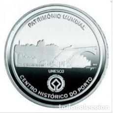 Euros: MONEDA 2,50 EUROS PORTUGAL 2008 - CENTRO HISTORICO DO PORTO. Lote 245440880