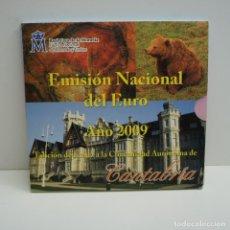Euros: CARTERA EMISIÓN NACIONAL DEL EURO AÑO 2009 CANTABRIA .. Lote 246473765