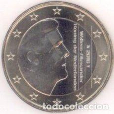 Euro: MONEDA 1 EURO HOLANDA 2016 - SIN CIRCULAR. Lote 246649460