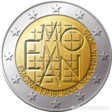 Euros: ESLOVENIA 2015. 2 EUROS. 20 2000 AÑOS DEL ASENTAMIENTO ROMANO DE EMONA. S/C. Lote 279411853