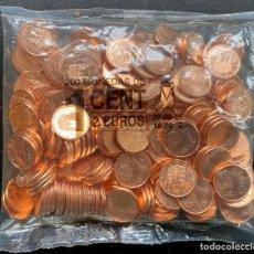 Euros: 200 MONEDAS 1 CÉNTIMO AÑO 2005. Lote 248561700