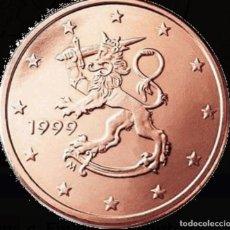 Euros: FINLANDIA 1999 1 CÉNTIMO SC. Lote 278540098