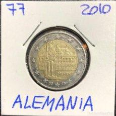 Euro: 77 ALEMANIA MONEDA 2 EUROS CONMEMORATIVA BREMEN. Lote 249390415