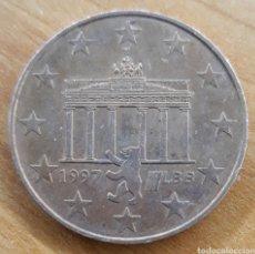Euros: MONEDA CONMEMORATIVA 1 1/2 EURO SEMANA DE EUROPA EN BERLÍN 1997. Lote 252111515