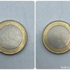 Euros: MONEDA. 1 EURO COSPEL. ERROR DE ACUÑACIÓN. VER. Lote 252113235