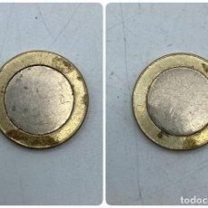 Euros: MONEDA. 1 EURO COSPEL. ERROR DE ACUÑACIÓN. VER. Lote 252113390