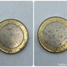 Euros: MONEDA. 1 EURO COSPEL. ERROR DE ACUÑACIÓN. VER. Lote 252113515
