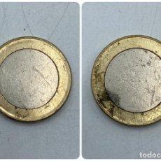 Euros: MONEDA. 1 EURO COSPEL. ERROR DE ACUÑACIÓN. VER. Lote 252113735