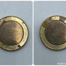 Euros: MONEDA. 1 EURO COSPEL. ERROR DE ACUÑACIÓN. VER. Lote 252113950