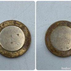 Euros: MONEDA. 1 EURO COSPEL. ERROR DE ACUÑACIÓN. VER. Lote 252114225