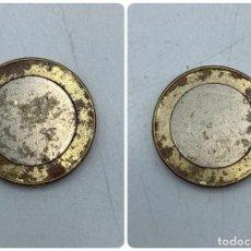 Euros: MONEDA. 1 EURO COSPEL. ERROR DE ACUÑACIÓN. VER. Lote 252114305