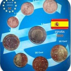 "Euro: SERIE ESPAÑA 2020 SC + 2€ CONMEMORATIVA 2020 ""ARTE MUDEJAR"". Lote 252538915"
