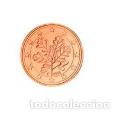 Euros: MONEDA 2 CTS ALEMANIA 2015 - CECA F - SIN CIRCULAR. Lote 254081015