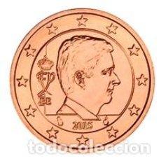 Euros: MONEDA 1 CT BELGICA 2015 - SIN CIRCULAR. Lote 254081975