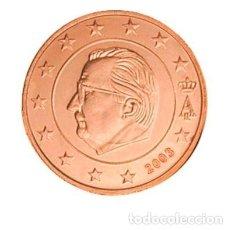 Euros: MONEDA 5 CTS BELGICA 2003 - SIN CIRCULAR. Lote 254090740