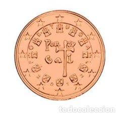 Euros: MONEDA 2 CTS PORTUGAL 2012 - SIN CIRCULAR. Lote 254091485