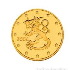 Euros: MONEDA 10 CTS FINLANDIA 2006 - SIN CIRCULAR. Lote 254092525