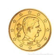 Euros: MONEDA 10 CTS BELGICA 2015 - SIN CIRCULAR. Lote 254093550