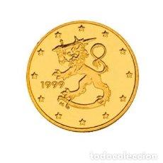 Euros: MONEDA 10 CTS FINLANDIA 1999 - SIN CIRCULAR. Lote 254093960