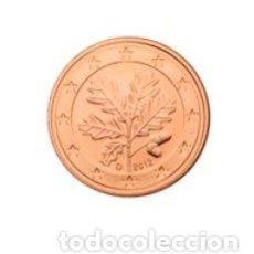 Euros: MONEDA 5 CTS ALEMANIA 2012 - CECA D - SIN CIRCULAR. Lote 254116140