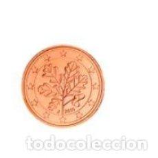 Euros: MONEDA 1 CT ALEMANIA 2015 - CECA J - SIN CIRCULAR. Lote 254199540