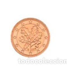 Euros: MONEDA 5 CTS ALEMANIA 2016 - CECA G - SIN CIRCULAR. Lote 254200325