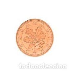 Euros: MONEDA 2 CTS ALEMANIA 2016 - CECA A - SIN CIRCULAR. Lote 254201475