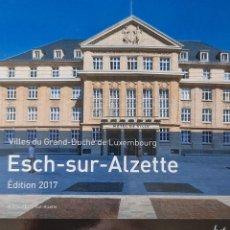 Euros: LUXEMBURGO 2017 CARTERA OFICIAL BU EURO SET + 2 CONMEMOTATUVOS. Lote 254615400