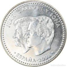 Euros: ESPAÑA, 12 EURO, INTERNATIONAL YEAR OF PLANET EARTH, 2008, MADRID, FDC, PLATA. Lote 254665790