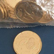Euros: MONEDA 20 CTS ESPAÑA 2015 - SIN CIRCULAR. Lote 296594468