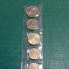 Euros: 2006 ESPAÑA 8 VALORES EUROS SÍN CIRCULAR NUMISMÁTICA COLISEVM COLECCIONISMO. Lote 255972345