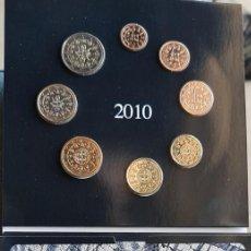 Euro: PORTUGAL 2010 CARTERA OFICIAL BU EURO SET ANUAL. Lote 257693920
