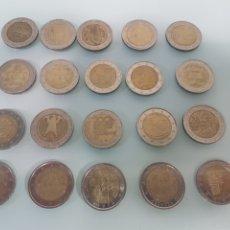 Euros: LOTE MONEDAS DOS EUROS. Lote 257927095