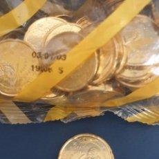 Euros: MONEDA 20 CTS ESPAÑA 2003 - SIN CIRCULAR. Lote 270360493