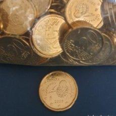 Euros: MONEDA 20 CTS ESPAÑA 2005 - SIN CIRCULAR. Lote 270360553