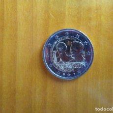 Euro: 2 EUROS -LUXEMBURGO 2021- CENTENARIO NACIMIENTO GRAN DUQUE JEAN -RELIEVE- S/C. Lote 259263420