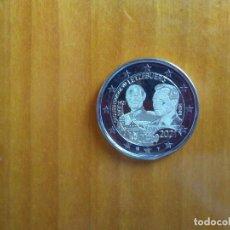 Euro: 2 EUROS -LUXEMBURGO 2021- CENTENARIO NACIMIENTO GRAN DUQUE JEAN -FOTO- S/C. Lote 259263465