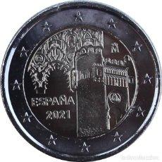 """Euros: 2 EURO ESPAÑA 2021 """"CIUDAD HISTÓRICA DE TOLEDO"""" SC. Lote 261558125"""