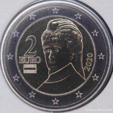 Euros: MONEDA 2 EUROS AUSTRIA 2020 - LA NORMAL - SIN CIRCULAR. Lote 262812200