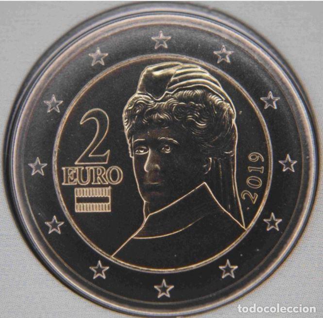 MONEDA 2 EUROS AUSTRIA 2019 - LA NORMAL - SIN CIRCULAR (Numismática - España Modernas y Contemporáneas - Ecus y Euros)