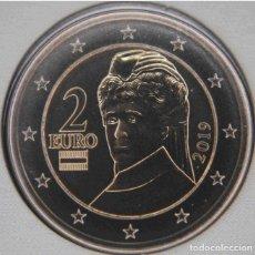 Euros: MONEDA 2 EUROS AUSTRIA 2019 - LA NORMAL - SIN CIRCULAR. Lote 262812385