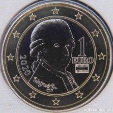 Euros: MONEDA 1 EURO AUSTRIA 2020 - SIN CIRCULAR. Lote 262812870