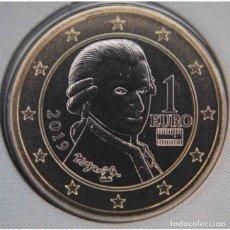 Euros: MONEDA 1 EURO AUSTRIA 2019 - SIN CIRCULAR. Lote 262813030