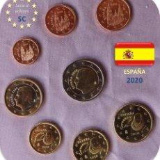 Euros: SERIE ESPAÑA 2020 SC. Lote 263607745