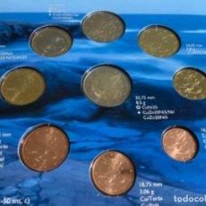 Euros: EUROS FINLANDIA 2 EUROS CARTERA OFICIAL CONMEMORATIVA 2005. NACIONES UNIDAS. Lote 265863009