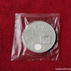 Euros: MONEDA 20€ - AÑO 2010 - CAMPEONES DEL MUNDO 2010 - MUNDIAL DE FÚTBOL (ESPAÑA). Lote 266100843